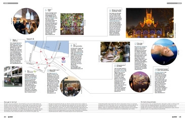 Columbus Reismagazine no.42 Fall 2013, pp. 134–135